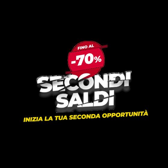 SECONDI SALDI