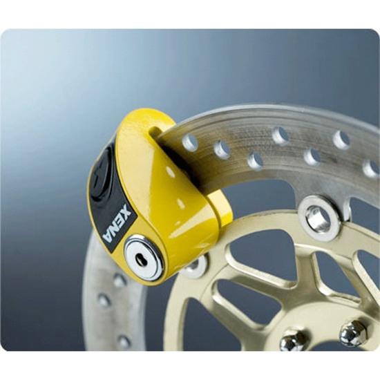 XZZ6L Yellow