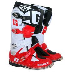 SG12 White / Red / Black