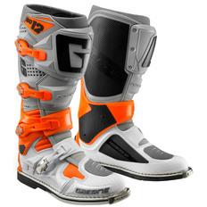 SG12 Orange / Grey / White