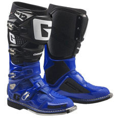 SG 12 Blue / Black