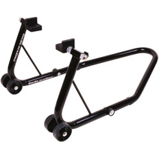 Big Black Bike Rear Stand