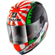 Race-R Pro Replica Zarco 2017 Black / Red / Green