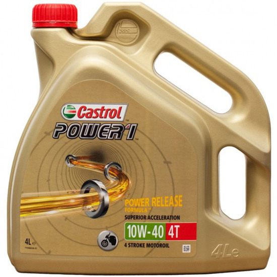 Power 1 4T 4L 10W-40