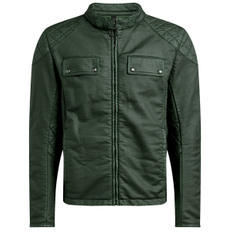 X Man Racing Cotton British Racing Green