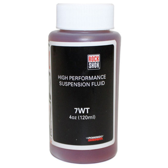 Rear Suspension Damping Fluid 7WT 120ml