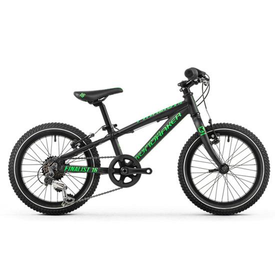"Finalist 16"" Black / Green"