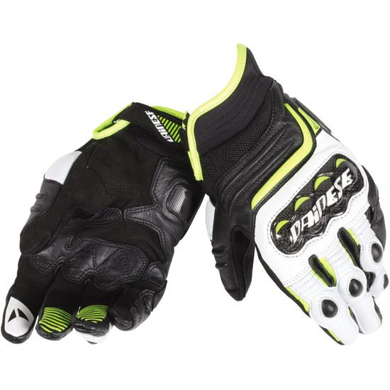 Carbon D1 Short Black / White / Fluo Yellow
