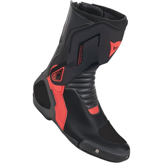 Nexus Black / Fluo-Red