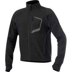 Tech Layer Top Black