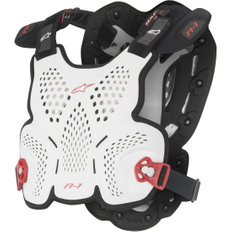 A-1 White / Black / Red