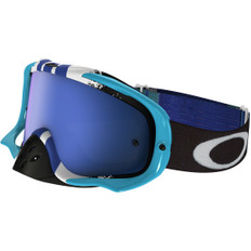 Crowbar MX Pinned Race Blue / Black Ice Iridium