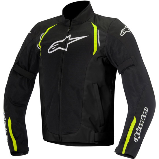 Ast Air Black / Yellow Fluo
