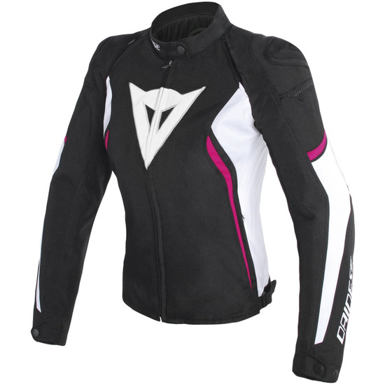 Avro D2 Tex Lady Black / White / Fuxia