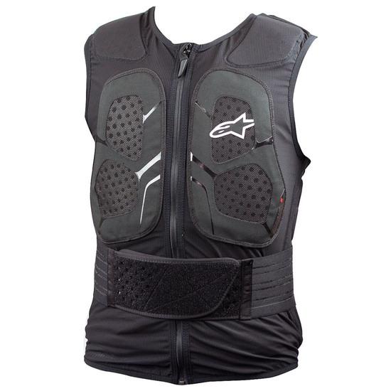 Track Vest 2 Black