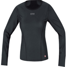 Base Layer Windstopper Thermo Black