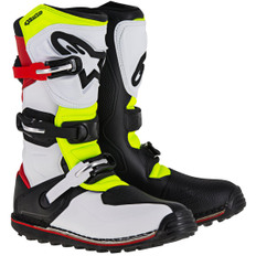 Tech T White / Red / Yellow Fluo / Black