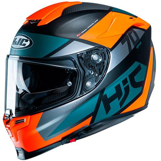 HJC Helmets RPHA70 ISLE OF MAN MC1 XS