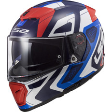 FF390 Breaker Android Blue / Red