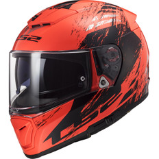FF390 Breaker Swat Fluo Orange / Black