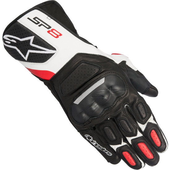 SP-8 V2 Black / White / Red