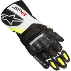 SP-8 V2 Black / White / Yellow Fluo