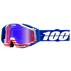 Racecraft Anthem Mirror Red / Blue