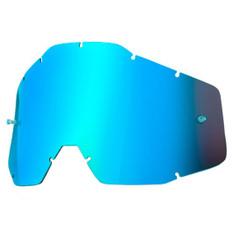 Anti Fog Mirror Blue
