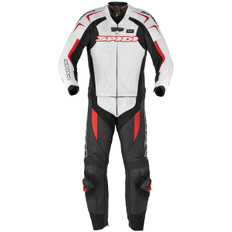 Supersport Touring Black / White / Red