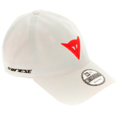 9Twenty Canvas Strapback White