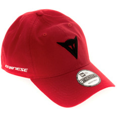 9Twenty Canvas Strapback Red