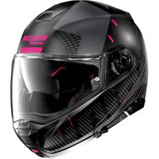 N100-5 Lightspeed N-Com Flat Black / Pink