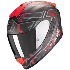 Exo-1400 Air Spatium Silver / Red