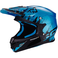 VX-21 Air Mudirt Black / Sky Blue