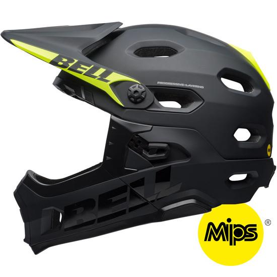 Super DH MIPS Matte / Gloss Black