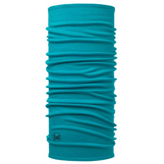 Midweight Merino Wool Solid Turquoise