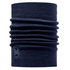 Heavyweight Merino Wool Solid Denim