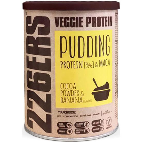 Veggie Protein Pudding Cocoa & Banana