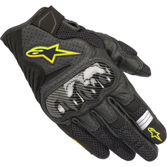 SMX-1 Air V2 Black / Yellow Fluo