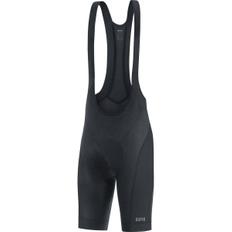 C3 Bib Shorts+ 2019 Black