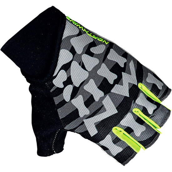 Skeleton Original Short Black / Yellow Fluo