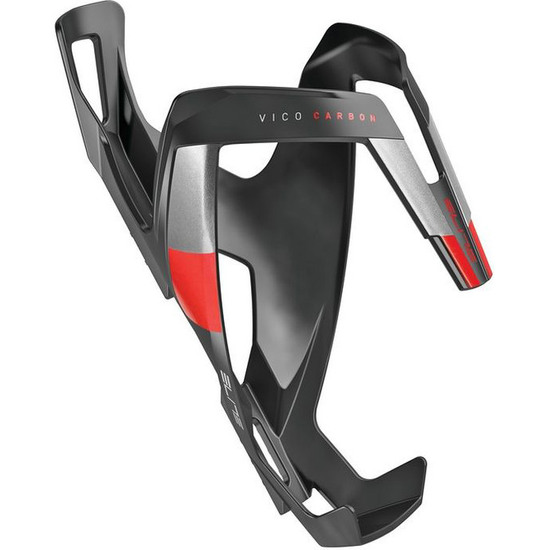 Vico Carbon Mat Black / Red