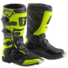 SG-J Junior Black / Yellow Fluo