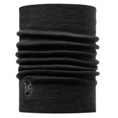 Heavyweight Merino Wool Solid Black