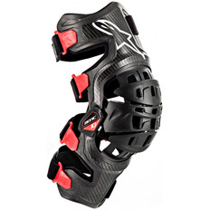 Bionic-10 Carbon Right Black / Red
