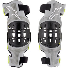 Bionic-7  Silver / Yellow Fluo