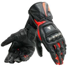 Steel-Pro Black / Red-Fluo