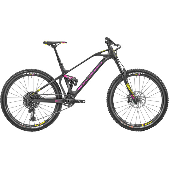 """Foxy Carbon XR 27,5"""" 2019 Carbon / Pink / Yellow"""