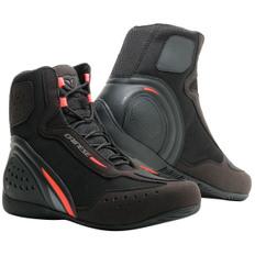 Motorshoe D1 Air Black / Fluo-Red / Anthracite