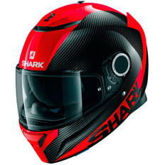 Spartan Carbon 1.2 Carbon Skin Carbon / Red / Red